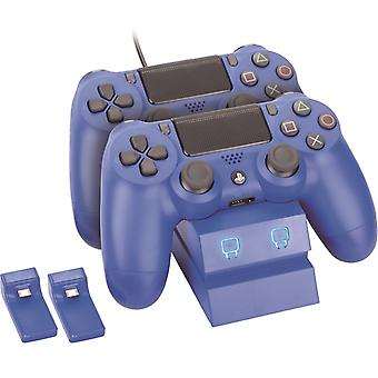 Twin docking station - blue (ps4)