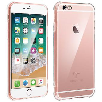 IPhone 6 and 6S case Shockproof protection Reinforced corners Transparent