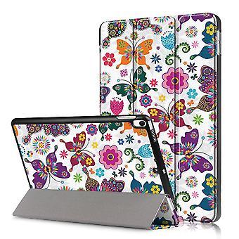 iPad Air 10.5 & iPad Pro 10.5 Slim fit tri-fold beutel-Butterfly