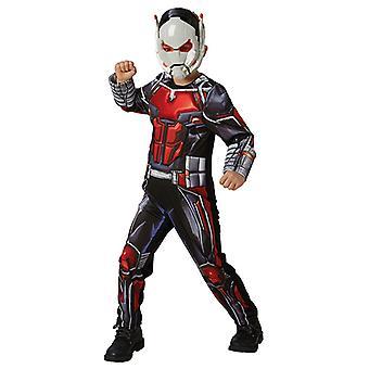 Ant-Man Avengers Assemble Deluxe MARVEL Kinder Kostüm Karneval Superheld