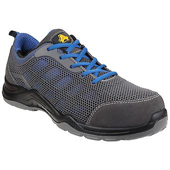 Amblers Safety Unisex AS711 Seamless Safety Trainer