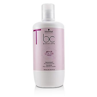 Schwarzkopf BC Bonacure pH 4.5 Color Freeze Treatment (For Coloured Hair) - 750ml/25.3oz