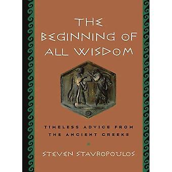 Het begin van alle wijsheid: tijdloos advies van de oude Grieken