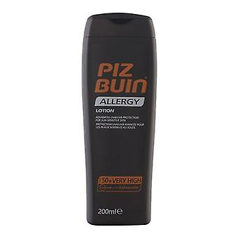 Allergie Piz Buin Spf 50 (200 ml) Solar lotion