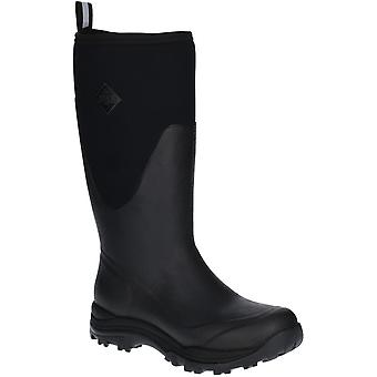 Muck Boots Mens Outpost Tall Pull On Welly Wellington Boots
