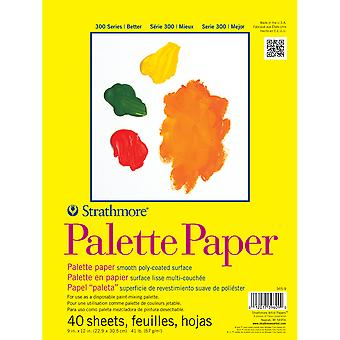 Strathmore Palette Paper Pad 9
