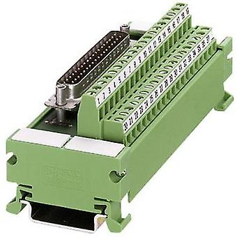 Phoenix Contact 2962793 UM 45-D25SUB/S VARIOFACE-Module For D-SUB-pin Header - Series UM 45 D 0.14 - 1.5 mm²