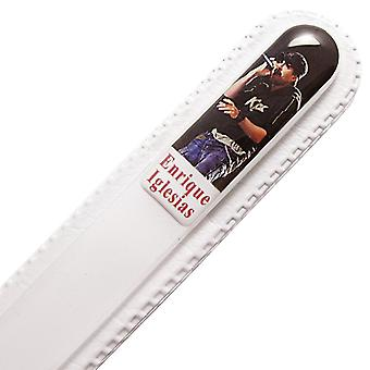 Enrique Iglesias Glass nail file N3D-14