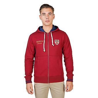 Oxford University Sweater men Red