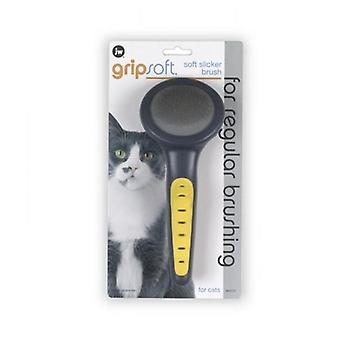 Gripsoft Slicker borste katt