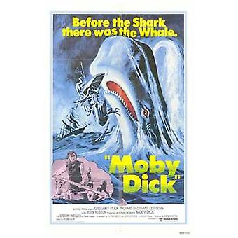 Moby Dick Movie Poster (11 x 17)