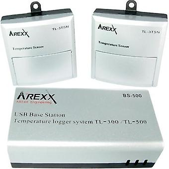 Arexx TL-510 Wireless Temperature Data Logger System