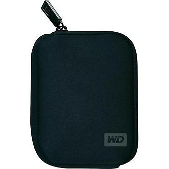 2.5 hard drive bag Western Digital WDBABK0000NBK-ERSN Black