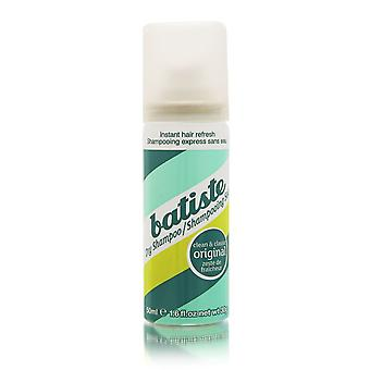 Batiste Dry Shampoo Original 50ml With delicate fresh scent