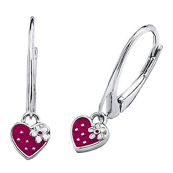 Princess Lillifee children kids earrings silver PLF1/11 - 9079001
