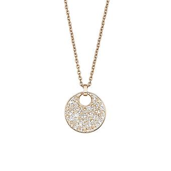 s.Oliver juweel dames ketting RVS Rosé SO1427/1-9238279