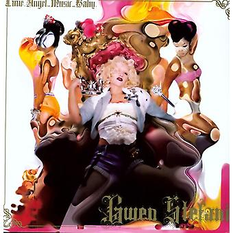 Gwen Stefani - Love.Angel.Music.Baby [Vinyl] USA import