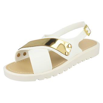 Ladies Cross Over Summer Sandals