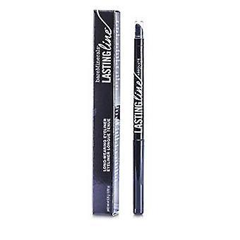 Bareminerals BareMinerals duurzame lijn lang dragen Eyeliner - Absolute Black - 0.35g/0.012oz