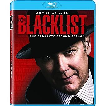 Blacklist: The Season 2 [Blu-ray] USA import