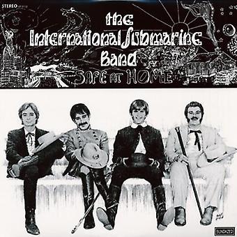 Internationella ubåten Band - säker hemma [Vinyl] USA import