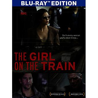 Flicka på tåget [Blu-ray] USA import
