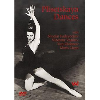 Plisetskaya Dances [DVD] USA import