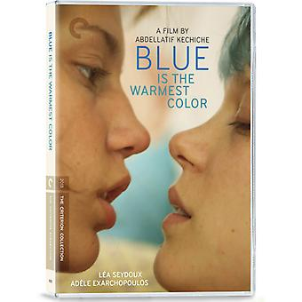 Blue Is the Warmest Color [DVD] USA import