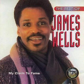 ジェームズ · ウェルズ - ベスト [CD] USA 輸入
