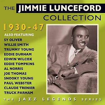 Jimmie Lunceford - Jimmie Lunceford: Samling 1930-42 [CD] USA import