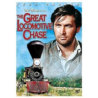 Great Locomotive Chase [DVD] USA import