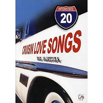 Cruisin Love Songs [DVD] USA import