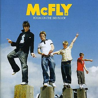 McFly - rom på det 3rd gulvet [DVD] USA importere
