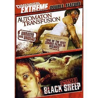 Robot/Black Sheep [DVD] USA importerer