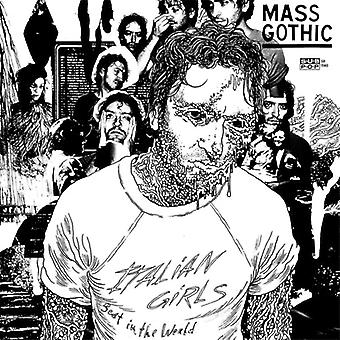 Masse gotiske - masse gotiske [Vinyl] USA importerer