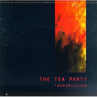 Tea Party - Transmission [CD] USA import