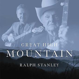 Ralph Stanley - stor høj Mountain [CD] USA import