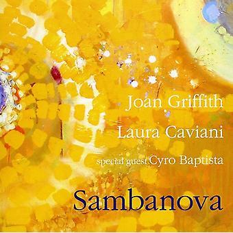 Joan Griffith - Sambanova [CD] USA import