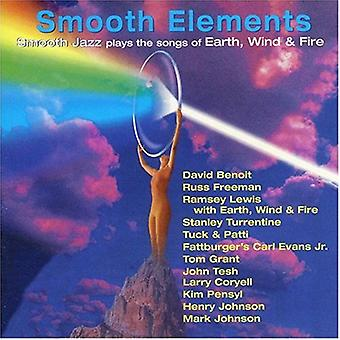Smooth Elements - Smooth Elements [CD] USA import
