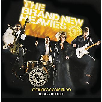 Brand New Heavies - Allaboutthefunk [CD] USA import