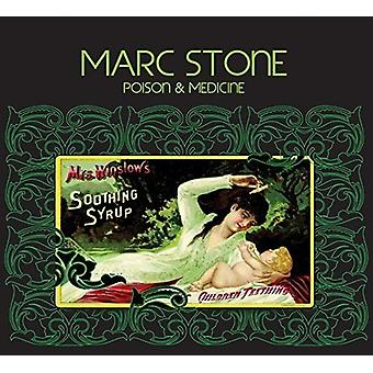 Marc Stone - gift & medicin [CD] USA import