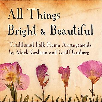 Mark Geslison - alle Dinge Bright & schöne [CD] USA import