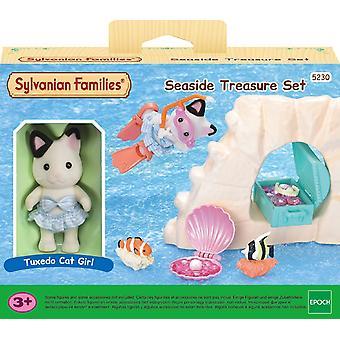 Sylvanian Families Seaside Treasure Set