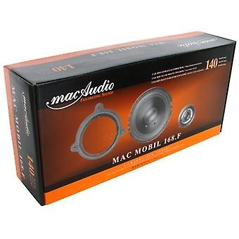 Mac audio Mac mobile 168.F, 2-vejs komponent system, 1 par