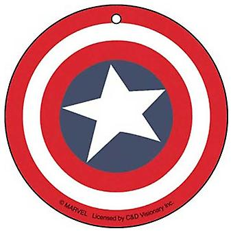 C&D Marvel Captain America Air Freshener