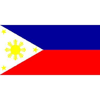 Phillippines Flag 5ft x 3ft With Eyelets For Hanging