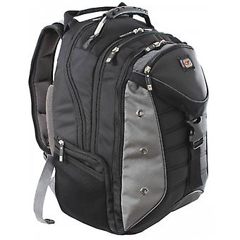 Gino Ferrari Inca 17inch Laptop Backpack - Black