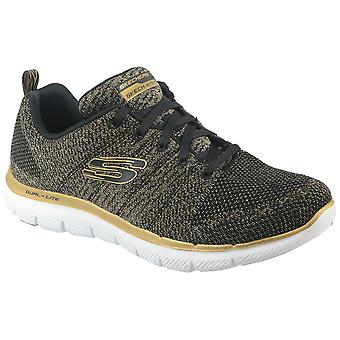 Skechers Flex sneakers di appello 2.0 12771-BKGD Womens