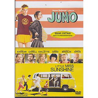 Juno/Little Miss Sunshine (2 disk sæt) (DVD)
