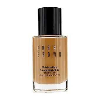 Bobbi Brown Feuchtigkeit Rich Foundation SPF15 - #6 goldene 30ml / 1oz